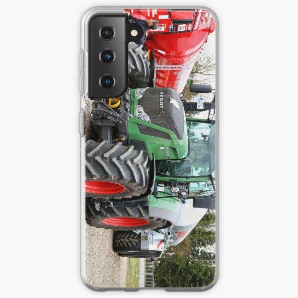 Fendt 828 Vario - Journées MAN Trucknology Coque souple Samsung Galaxy