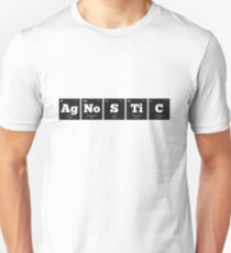 Chemistry - Periodic Table Elements: AgNoSTiC T-Shirt