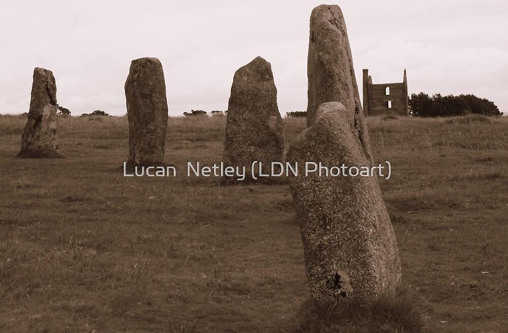 standing stones........... by Lucan  Netley (LDN Photoart)
