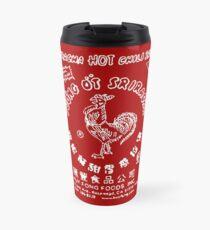 Sriracha Hot Chili Sauce Travel Mug
