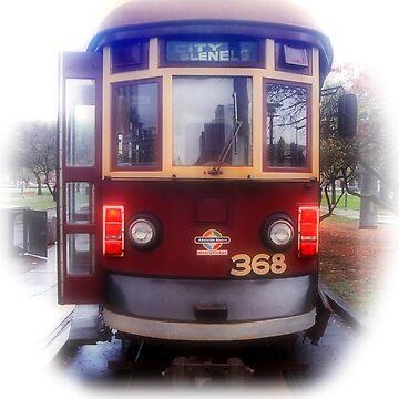 Glenelg Tram by RusticShiraz