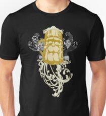 frankenSTEIN Noir Unisex T-Shirt