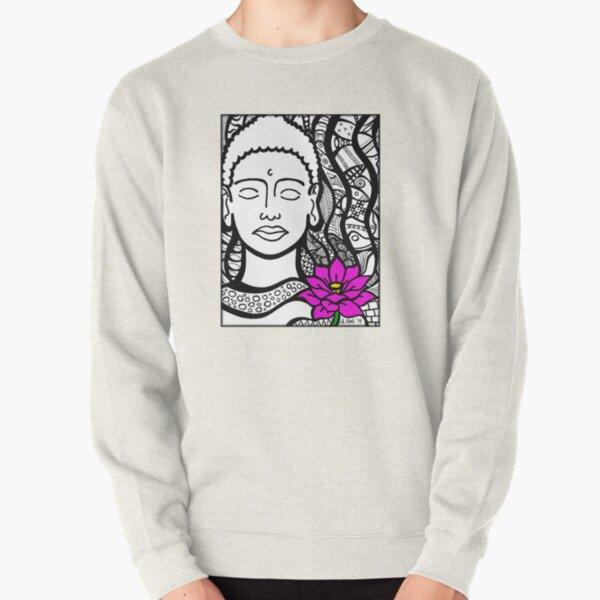 Peace in Mind Pullover Sweatshirt