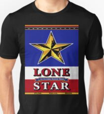 LONE STAR BEER OF TEXAS T-Shirt