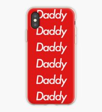 supreme daddy  iPhone Case