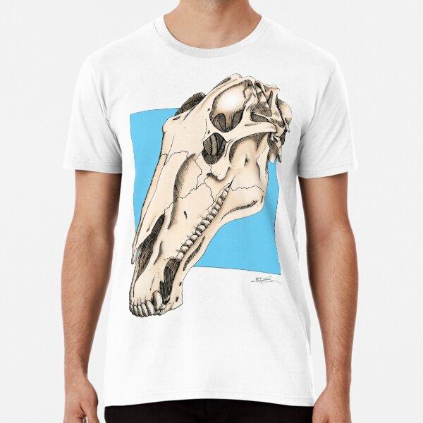 Horse Skull Premium T-Shirt