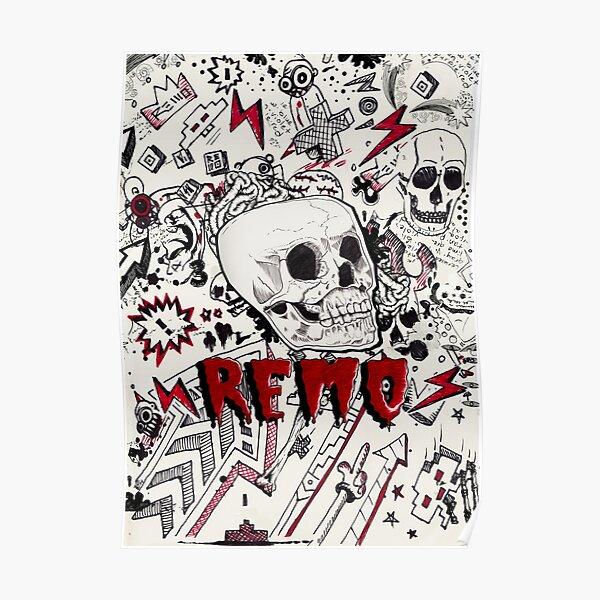 REMO X REMO Poster