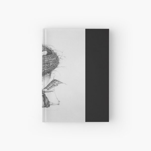 Fly Hardcover Journal