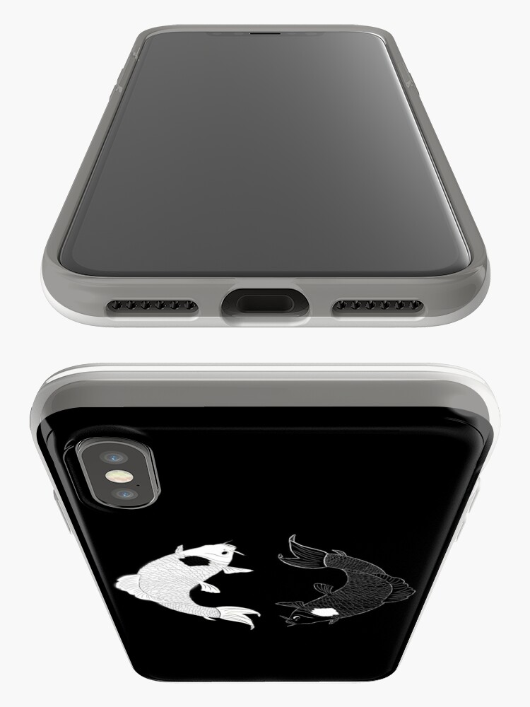 Alternate view of Koi Spirits iPhone Case & Cover