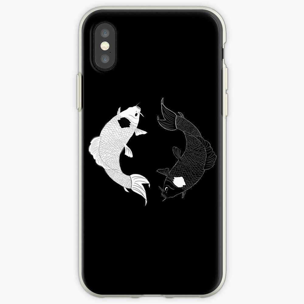 Koi Spirits iPhone Case & Cover