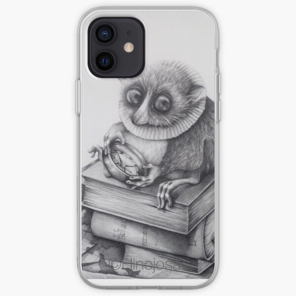 Lemuria iPhone Soft Case