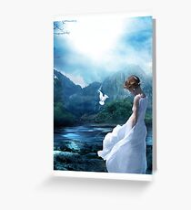 Fantasy Greeting Card