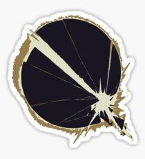 Queens of the stone age - Villians logo Sticker