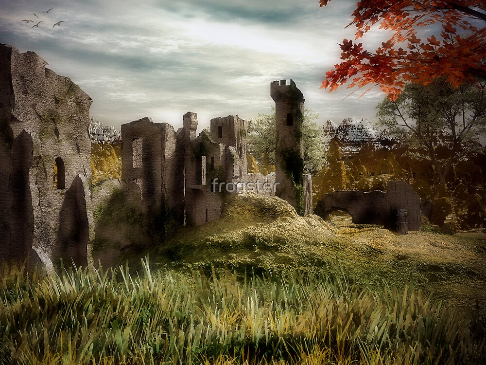 RavenShield Abby Ruins by frogster