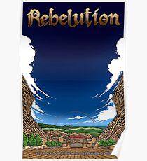 Rebelution - Red Rocks Amphitheatre - September 15, 2017 Poster