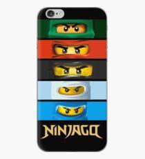 ninjago iPhone Case