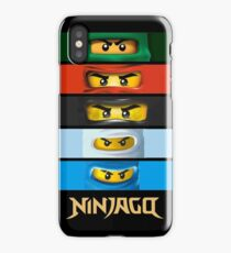 ninjago iPhone Case/Skin