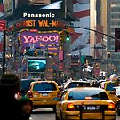 Times Square Pano by Louis Galli