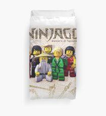 ninjago Duvet Cover