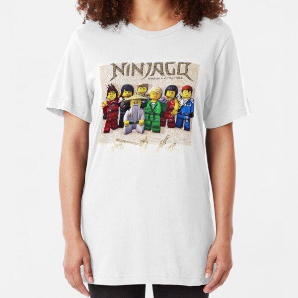 ninjago Slim Fit T-Shirt