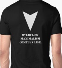 OVERFLOW MAXIMALISM COMPLEX LIFE T-Shirt