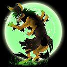 Wolpr Magic 2016 Halloween Print by Syn-Cypher