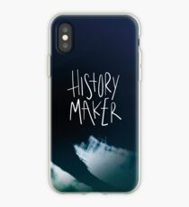 We Were Born to Make History! iPhone Case