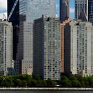 Tight NYC Panorama by Louis Galli