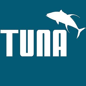 TUNA FISH DESIGN by MADthredz