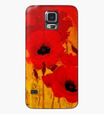 Mellow Yellow  Case/Skin for Samsung Galaxy