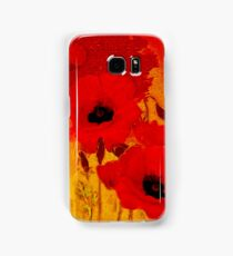 Mellow Yellow  Samsung Galaxy Case/Skin