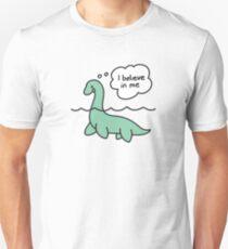 Nessie Believes in Nessie Unisex T-Shirt