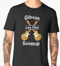GIBSON LES PAUL SHIRT Men's Premium T-Shirt