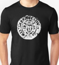 Hammered coin tshirt - ideal for those that love metal detecting Unisex T-Shirt