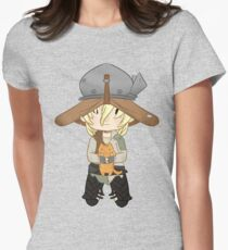 Little Cole Women's Fitted T-Shirt