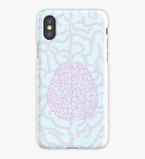 Pastel Brain iPhone Case/Skin