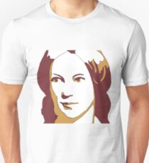 Charlotte Bronte by Susanne Schwarz (September 2017) T-Shirt