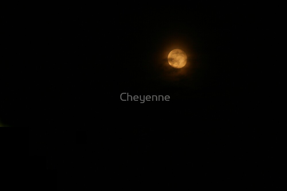 Witches Moon  by Cheyenne