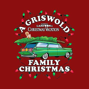 National Lampoon's - Xmas Station Wagon by Purakushi