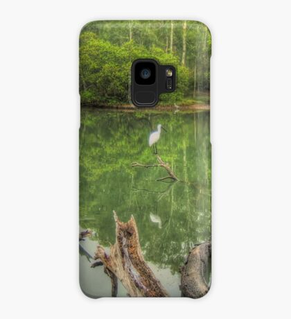 Reflections of Booragul Case/Skin for Samsung Galaxy
