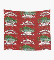 National Lampoon's - Christmas Tree Car Wall Tapestry