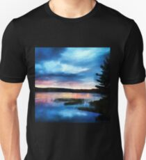 Sunrise Art - New Day Unisex T-Shirt