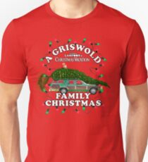 national lampoons christmas tree car unisex t shirt - National Lampoons Christmas Vacation Merchandise