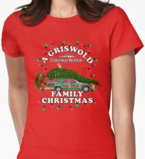 National Lampoon's - Christmas Tree Car T-Shirt