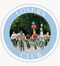 Losers Club Sticker