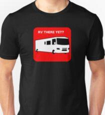 Recreational Vehicle Unisex T-Shirt