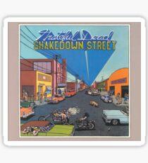 Pegatina Shakedown Street