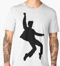 B&W Elvises Men's Premium T-Shirt