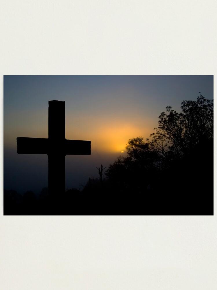 Alternate view of Bexhill Sunrise Photographic Print