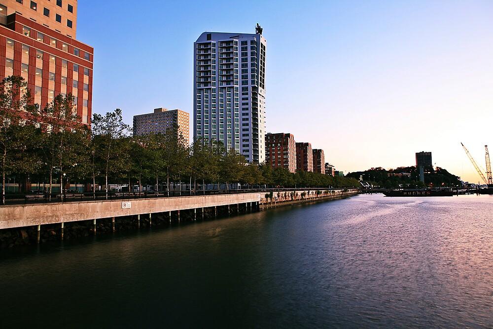 Hoboken N J by pmarella